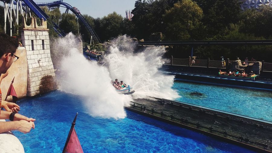 Riding Roller Coasters In This Moment They Fucked Up Cheese! Adrenalinejunkie So Funny😂😂 Having Fun ♥ Europapark I Like
