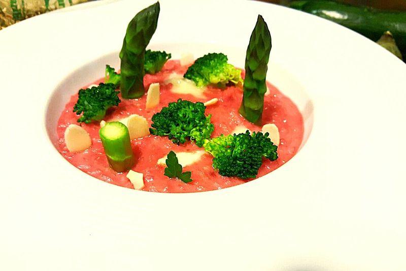 Pink lady risotto... Foodies Foodporn Foodphotography Ristorante Italiano Fagottino Food Foodie Foodzen Sexy♡ Tecfood Enjoying Life