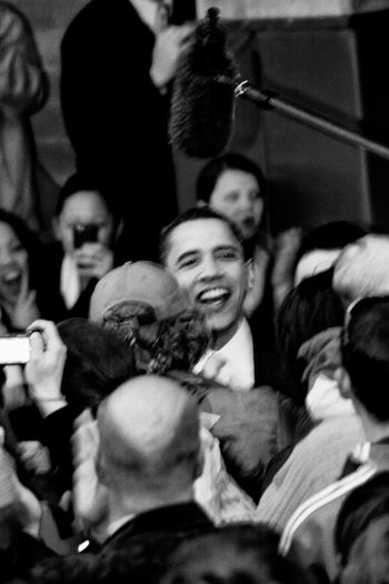 Barack Obama Black & White Crowds Obama Obama 2008 Speech Black And White Black And White Photography Black&white Blackandwhite Blackandwhite Photography Blackandwhitephotography Campaign Celebration Cheerful Close-up Crowd Day Excitement Friendship Fun Group Of People Happiness Indoors  Large Group Of People Lifestyles Men People Presidential Campaign Real People Smiling Stump Speech Togetherness Women Young Adult Young Women