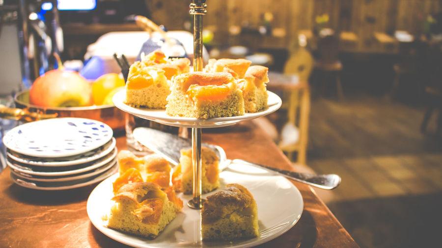 Breakfast at Goldgasse Bakery Cake Dessert Desserts Food And Drink Gasthof Goldgasse Hotel Sweet Sweet Food Well Tasting