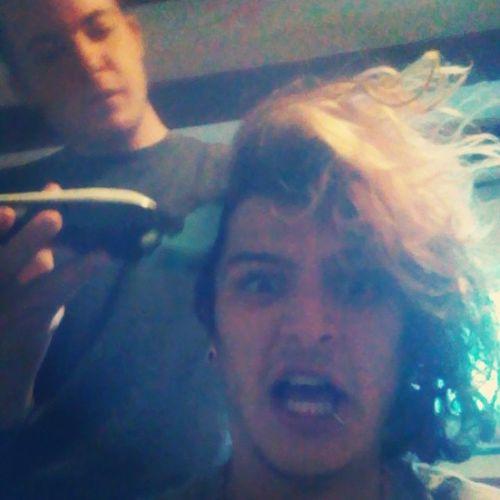 Last winter. Flashbackfriday Findinghomeisfindinggrace Recklessjd Haircut Blonde Flashbackoftheday Peace Love Music MyLifeforHire Generationhate Aliveinthelights Iwantmore @micadelphia