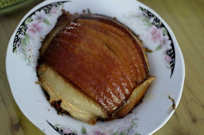 家常菜 梅菜扣肉
