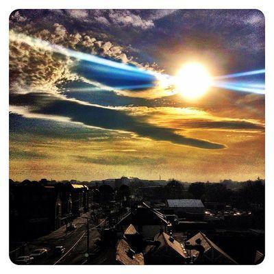 #sunset #jj_forum #jj #ireland #autumn Clouds Sunset Autumn Ireland Jj  Jj_forum