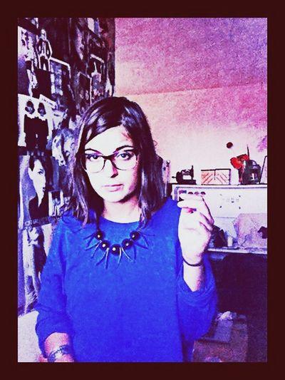 h o m e Blue Dailyphoto