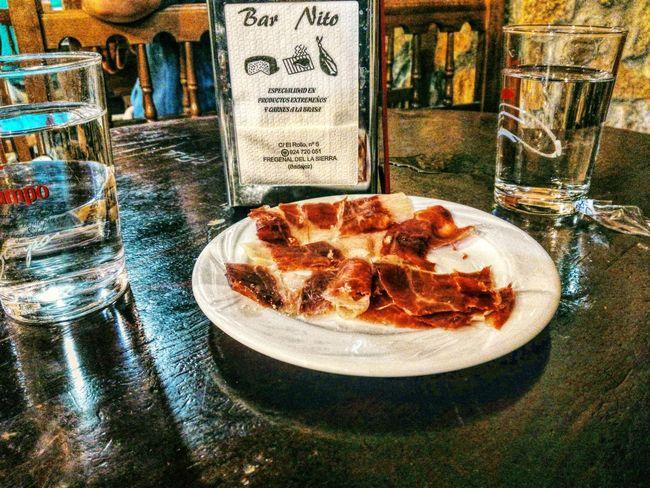 Who want jamon? Tapas Tapas Bar Food Meal Eat Eating Badajoz Fregenal De La Sierra España🇪🇸 Bar Spain ✈️🇪🇸 Extremadura Jamon Sp Investing In Quality Of Life