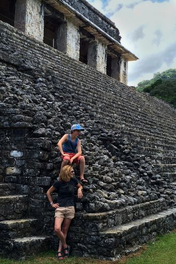 RePicture Motherhood Being Mexico Palenque Traveling Travel