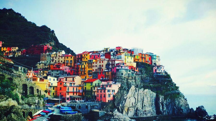 Manarola, Cinque Terre ?? Impossible Moments Travel