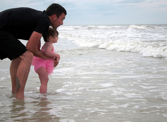Beach Childhood
