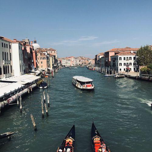 Venice Boats,