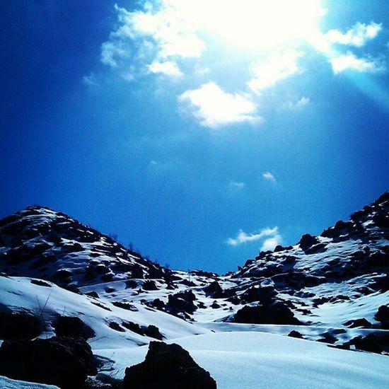 Lebanon Mountains Snow Winter