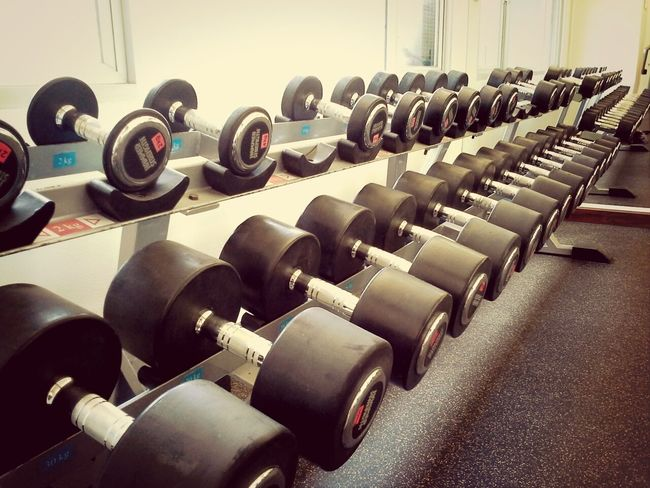Fitness Fitness Training Weight Room Sports