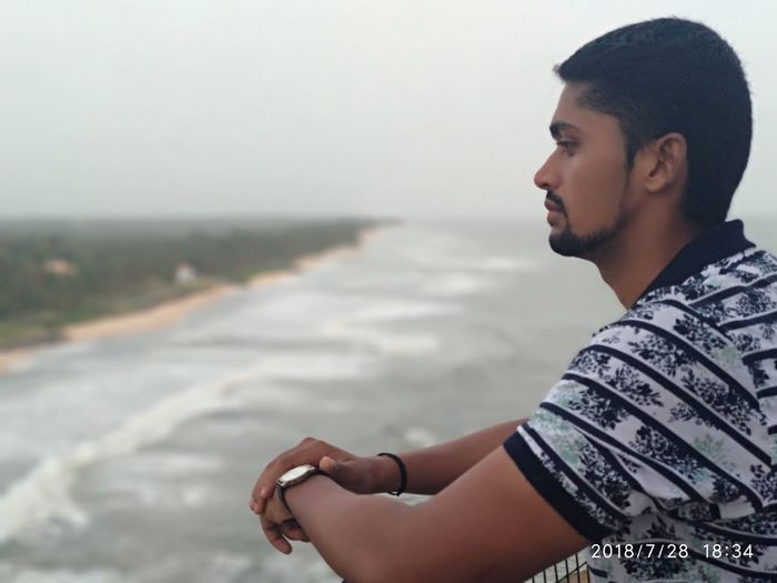 beach vs my feelings Eye Em Selects India Kaup Beach Water Sea Beach Relaxation Summer Men Fashion Sky Horizon Over Water Shore