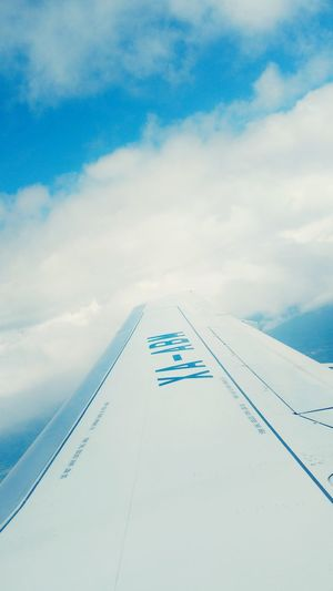 Walking In Heaven Clouds And Sky Flying Away Check This Out Travel Photography Taking Photos Planes