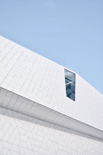 EyeEm Selects EyeEm Best Shots Eye4photography  EyeEm Gallery The Week Of Eyeem Eyefilmmuseum Amsterdam Filmmuseum Minimalism Minimalist Architecture Futuristic Modern Architecture Architecture Minimalobsession Minimalist Architecture Built Structure Building Exterior Modern Low Angle View No People Futuristic Sky Outdoors Architecture_collection Your Ticket To Europe The Architect - 2018 EyeEm Awards