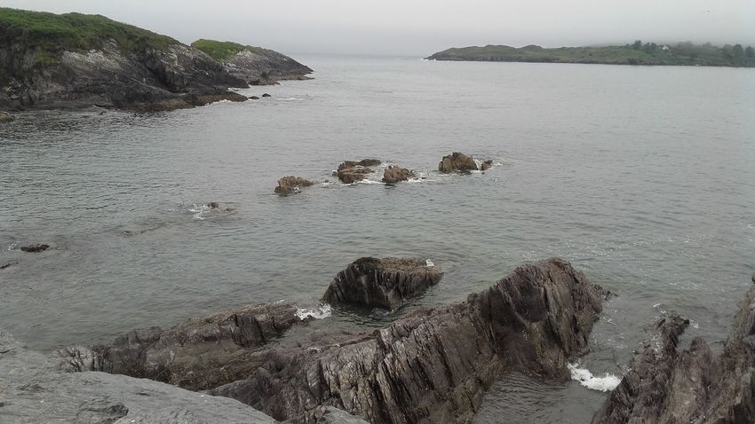 No Filter, No Edit, Just Photography From My Point Of View Wild Atlantic Way, Ireland, Cork, West Cork, Seascape, Landscape. Sea, Mountains, Wildatlanticway Ireland🍀 Irish Landscape Tranquility West Cork Tragumna Foggy Skibbereen, Ireland Ireland Beauty On Our Doorstep Enjoying Life Beauty In The Fogg