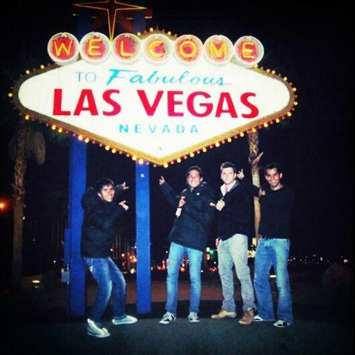 road trip Las Vegas Trip