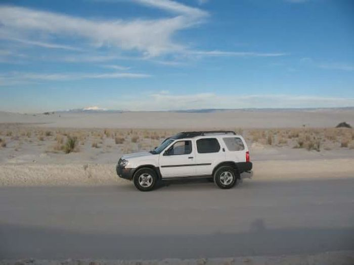 Desert 4x4 Sky Landscape Nature Sand Adventure Outdoors Transportation Sand Dune Journey Off-road Vehicle Beauty In Nature Day Sun Tranquil Scene Las Cruces New Mexico Sand Dunes No People Natural Monument Tranquility Xterra Nissan Arid Climate