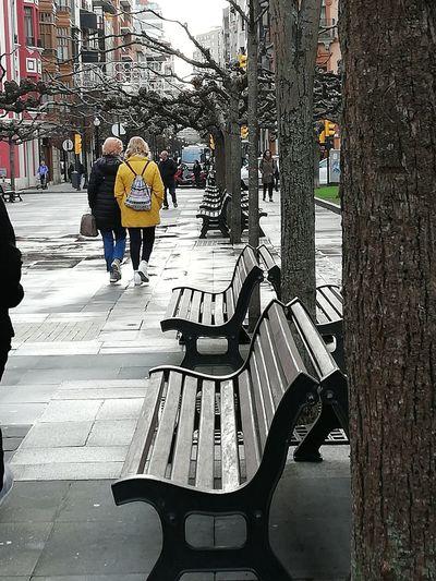 Gijon_asturias Full Length City Walking
