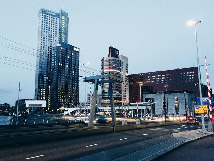 Rotterdam Rotterdam Urban Vscocam VSCO