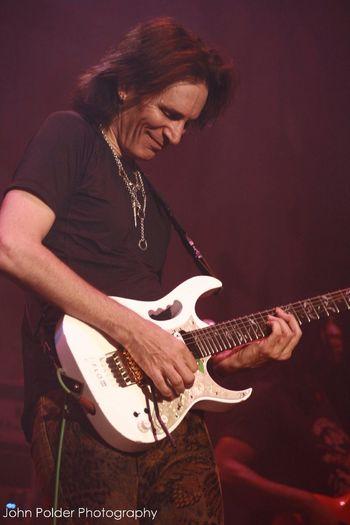 Steve Vai - The Story Of Light Tour 2013 - Antwerpen, Belgium Stevevai Guitarist Concert Ibanez