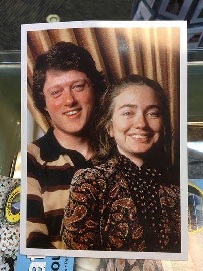 Hillary Clinton Election Fail think twice Yellow Trenchcoat