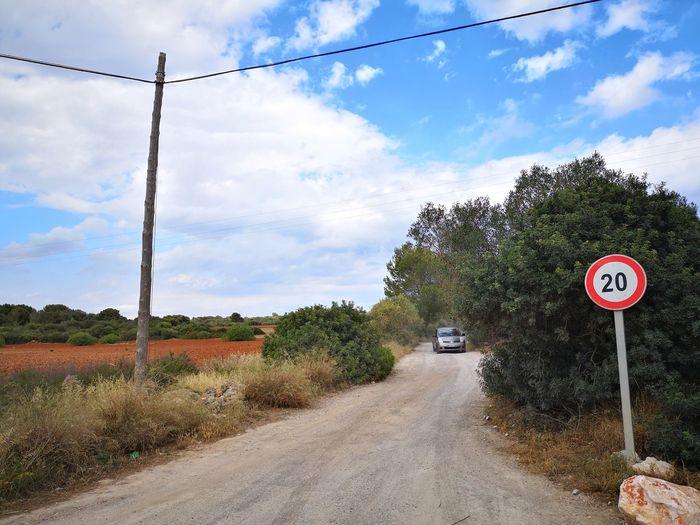 Road Dirt Road