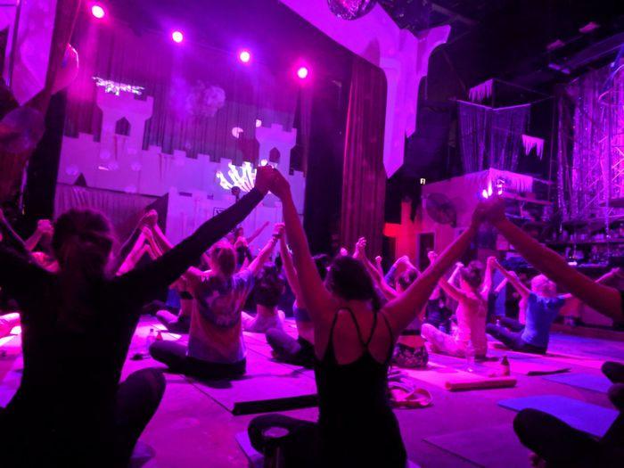 Deephouse Deephousemusic Deephouseyoga Yoga Enjoyment Weekend Activities Dance Floor
