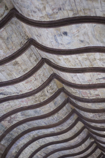 Albi Bishop Brace Ceiling France Languedoc Museum No People Palace Pattern Repetition Tarn Toulouse-lautrec