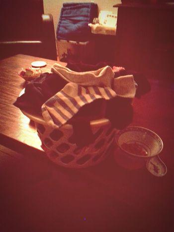 Under Pressure Socks !  Doing Laundry Sokken Vouwen.