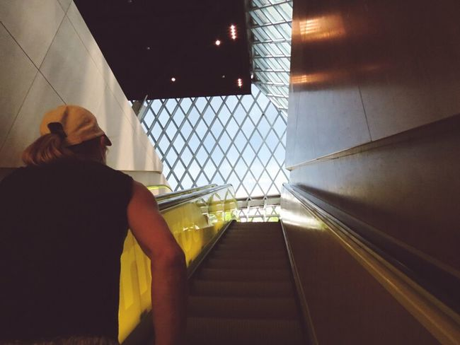 Vscocam EyeEm Gallery Seattle Central Library Architecture
