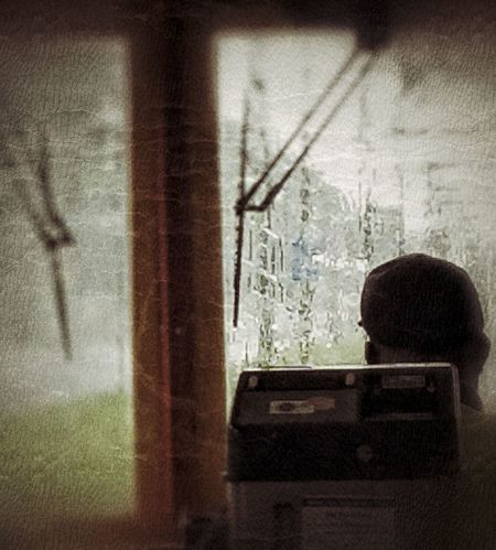 Streetcar Glass - Material Window Frame Rain Windshield Wipers Rainy Day driving in the rain Driving In The Rain Deluge From Behind