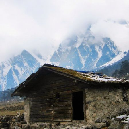 Home dream home 14 Dream Home in a Valley Mountains Ice Hut Rabhta Yumthang Sikkim India