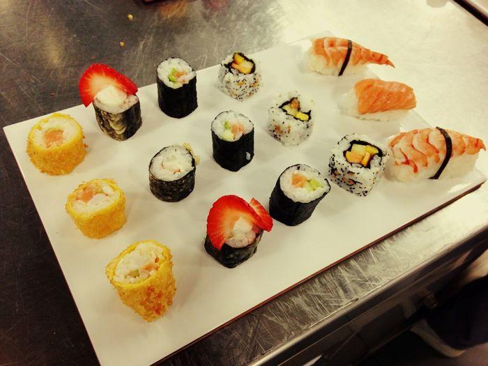 Sushi day 😊