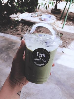 Milk Tea ❤ My Love ❤ Vii Photo Photographer
