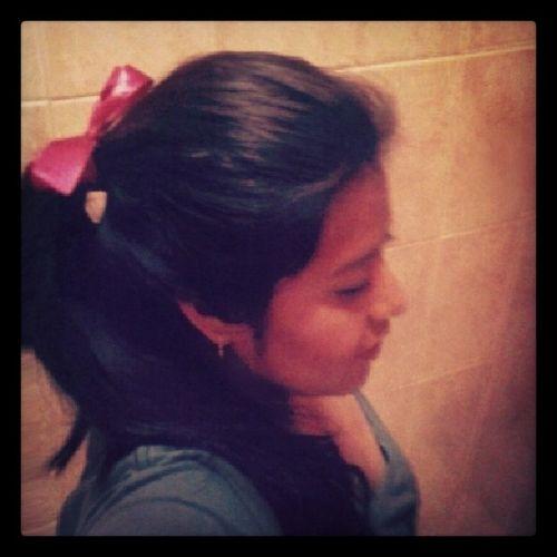 Suelta el listón de mi pelo <3 ^^)