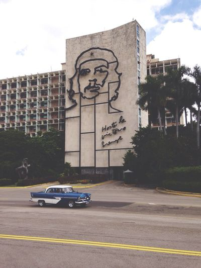 Plaza de la revolución Havana Che Guevara Cuba Connected By Travel