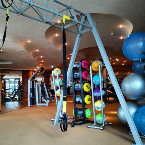 Tag 1 des Sommer Trainingsprogramms Gym Time