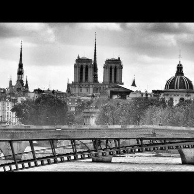Paris Je T Aime Paris Blackandwhite Monochrome
