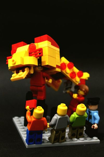 Happy Chinese new year all Chinese New Year Bootleg Moc