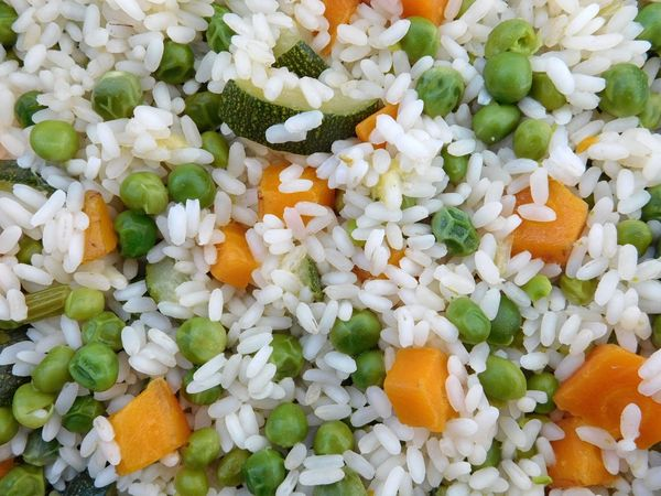 Rice texture Abundance Backgrounds Bean Boiled Carrot Chopped Close-up Day Food Food And Drink Freshness Full Frame Healthy Eating Indoors  Legume Family No People Raw Food Ready-to-eat Vegetable Vegetarian Food