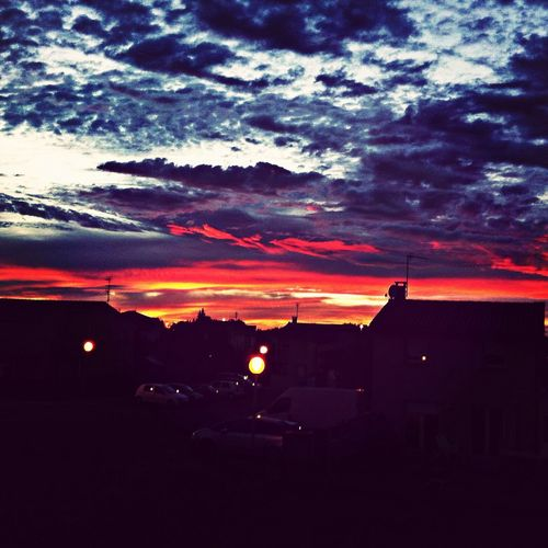 Love that Awesome Sky ..