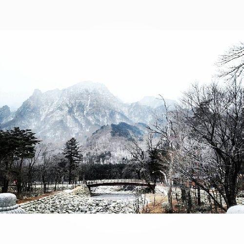 설악산 강원도 Mountain