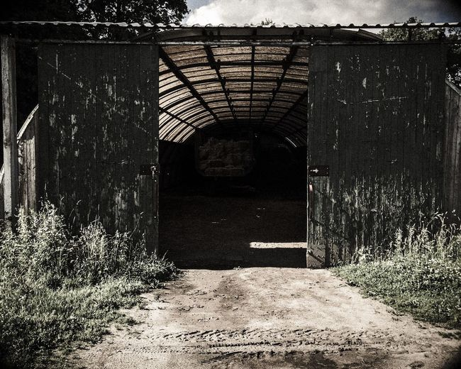 This cow shed is a place where animals get fatted and killed afterwards. No place to befriend an animal. via http://www.rhme.de/cow-shed/ Animal Picoftheday Farm Nikon
