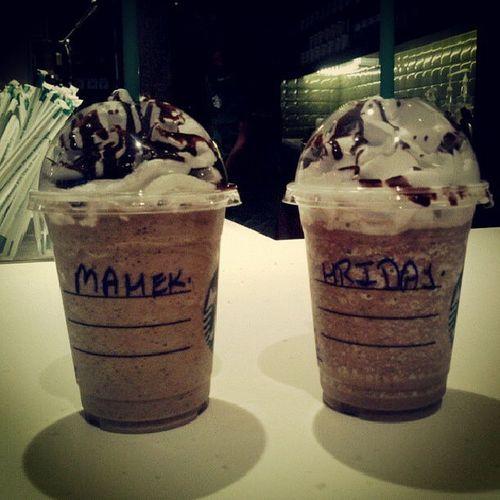 Starbucks Coffee Cream Random click