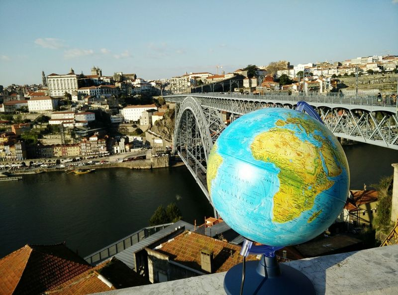Porto. One of the most beautiful sights I've ever seen