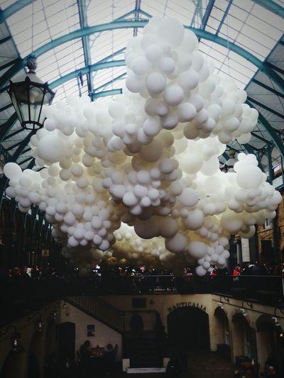 100000ballons Balloons 100000ballons Coventgarden London Cloud Ballon Cloud