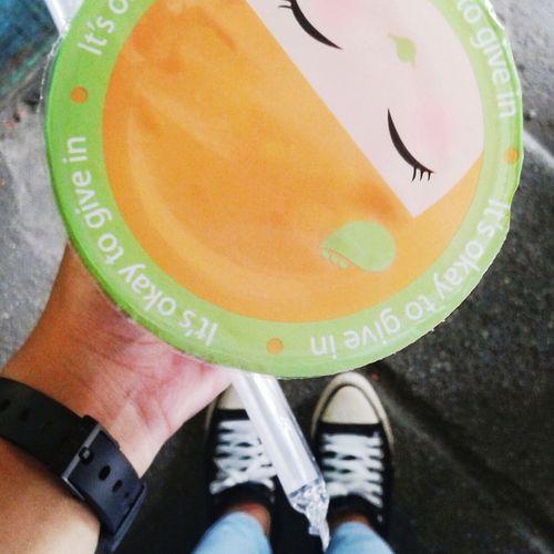 Taro milk tea. ❤❤