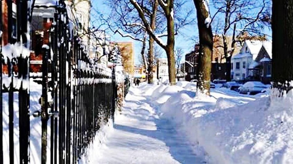 Snow ❄ Snowscape Snowstreet