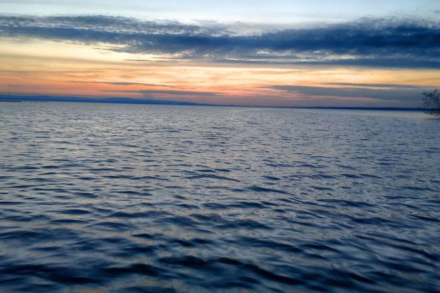 Water Sea And Sky Nature Hanover Steinhuder Meer
