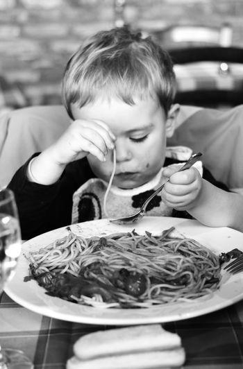 It's pasta